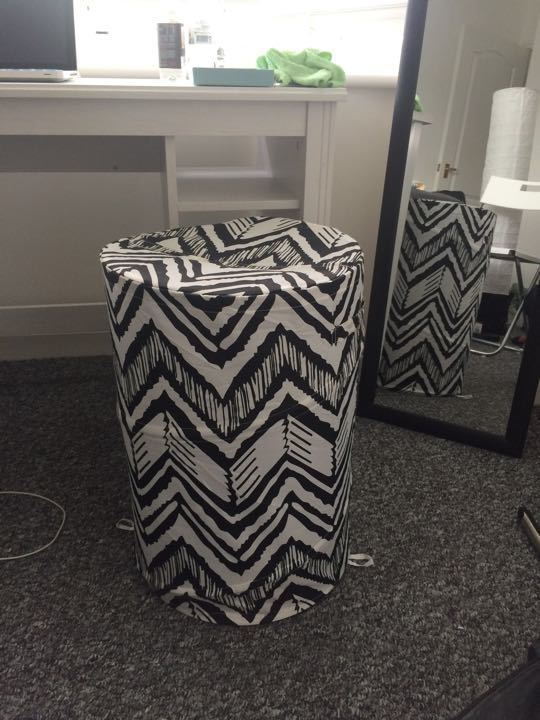 Laundry basket from tiger