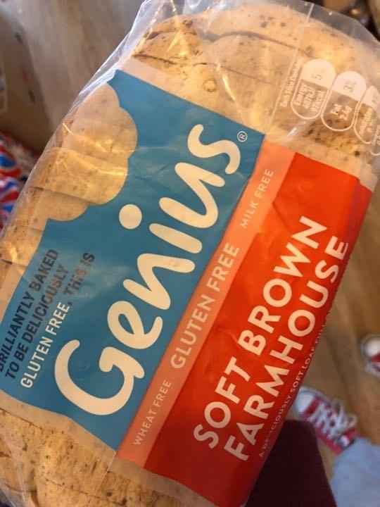 Genius gluten free brown farmhouse