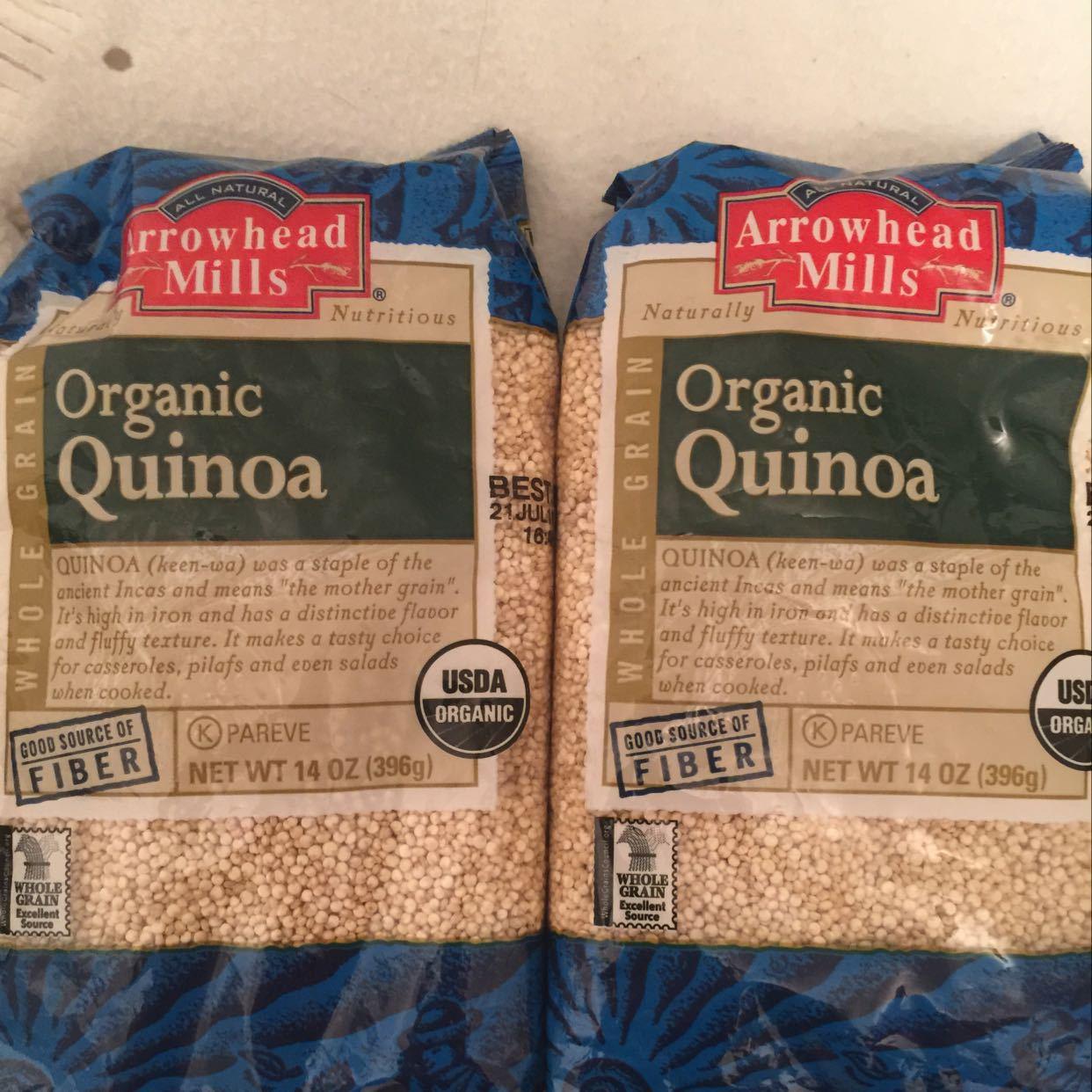 Organic quinoi