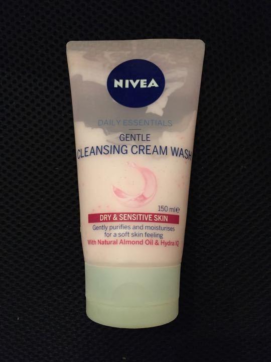 Cleansing cream wash, dry/sensitive skin