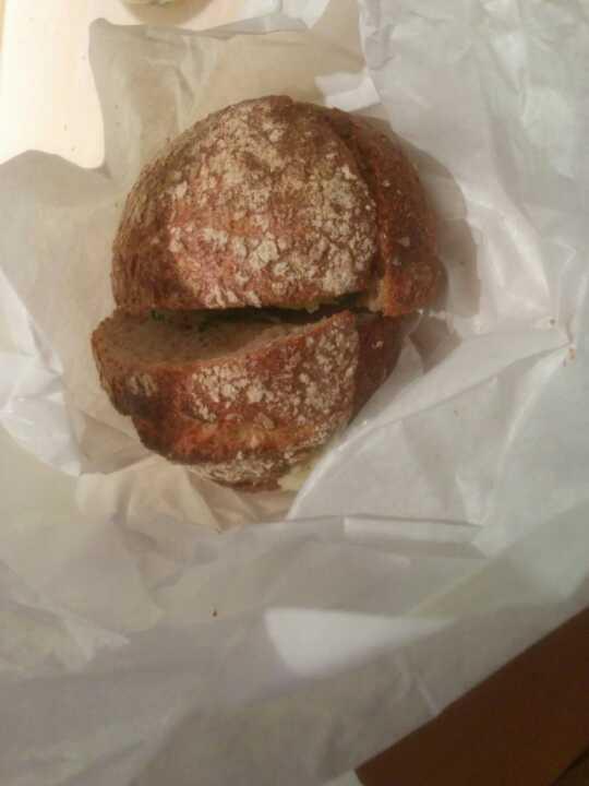 Sandwich with cheesr