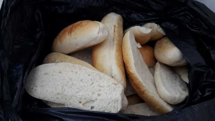 Sliced rolls from today's KERB
