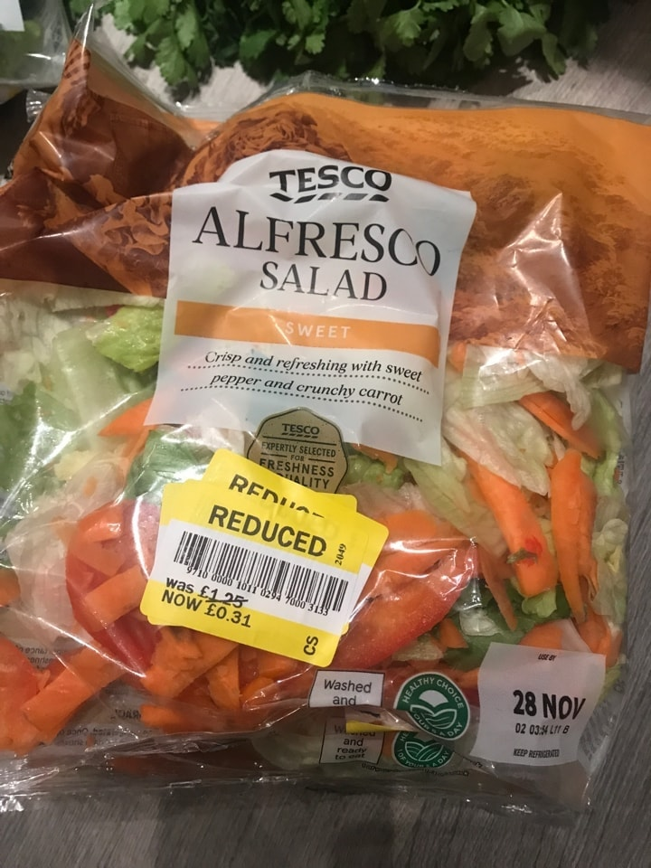 Alfresco salad