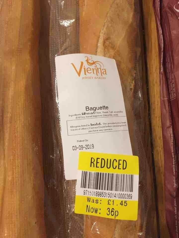 Vienna baguette