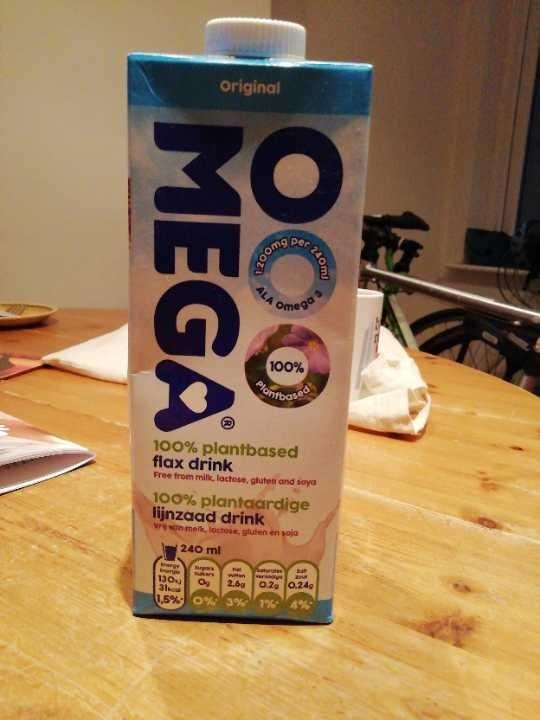 Ooomega vegan milk