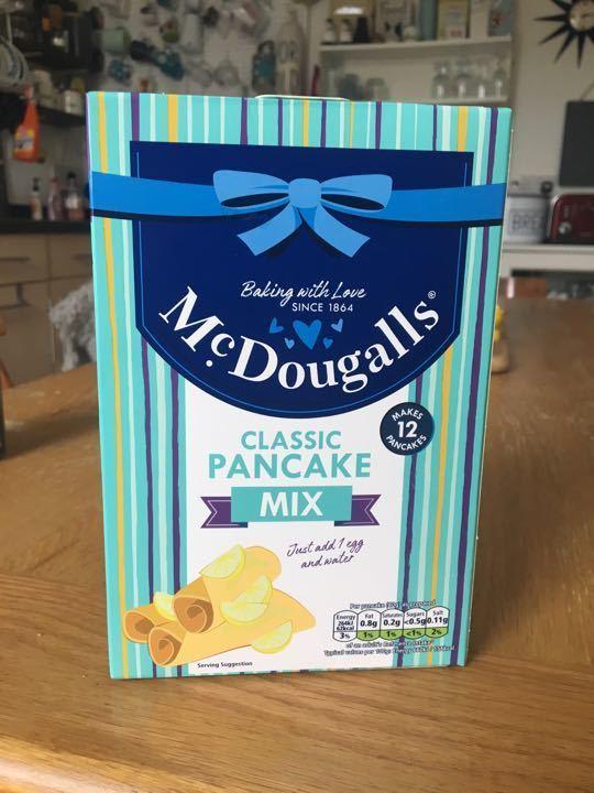 Mc Douglas pancake mix