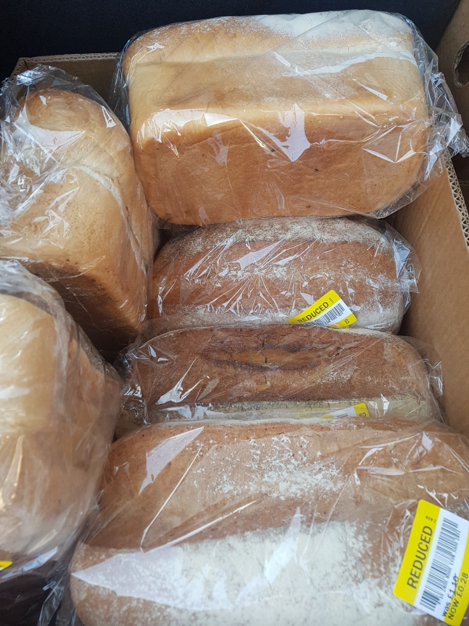 Lots of fresh bread. Collect Old Town
