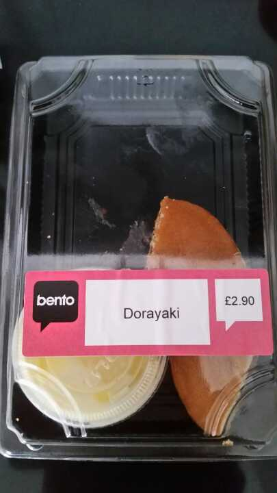 Dorayaki from Bento