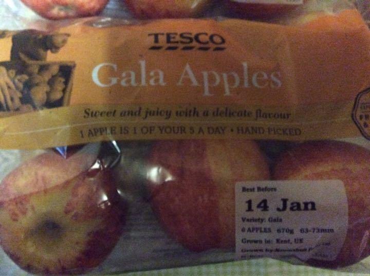 Gala Apples