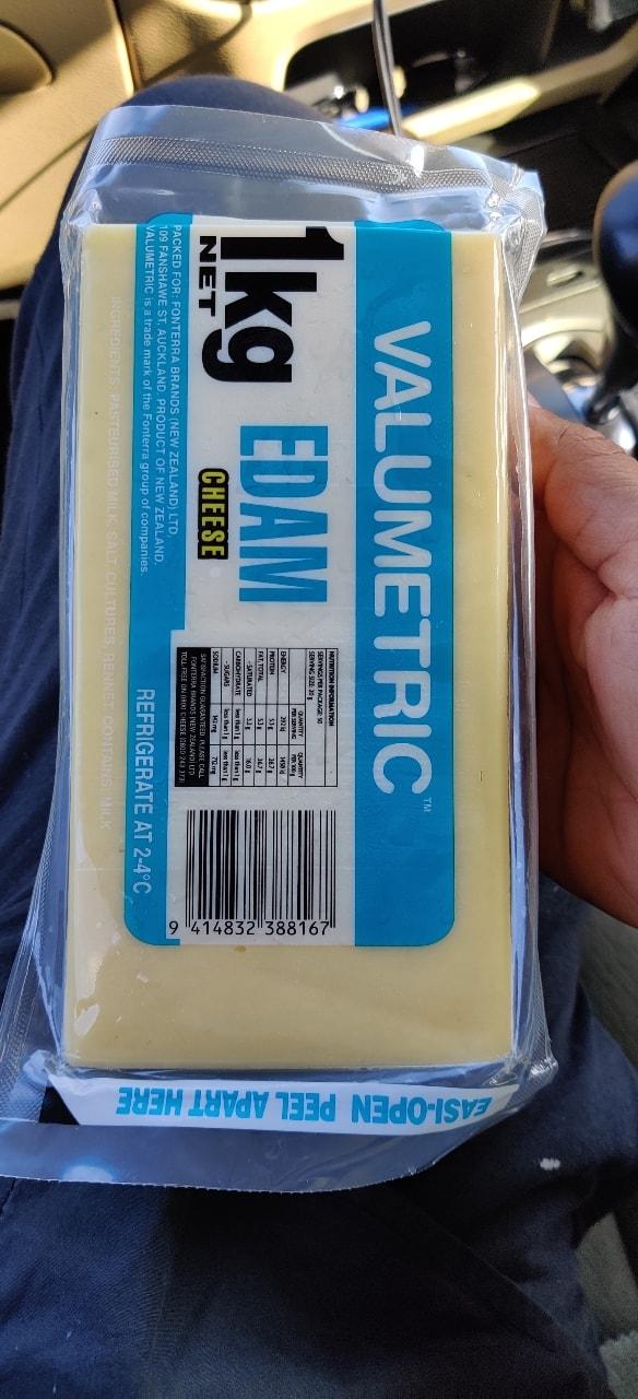Adam 1kg cheese 🧀