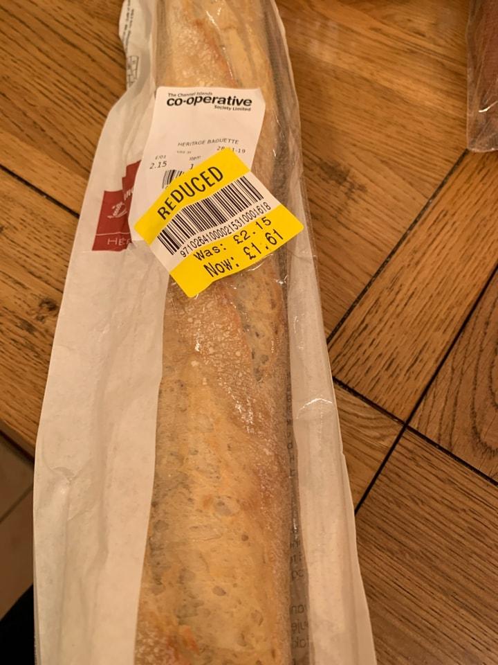 Heritage baguette