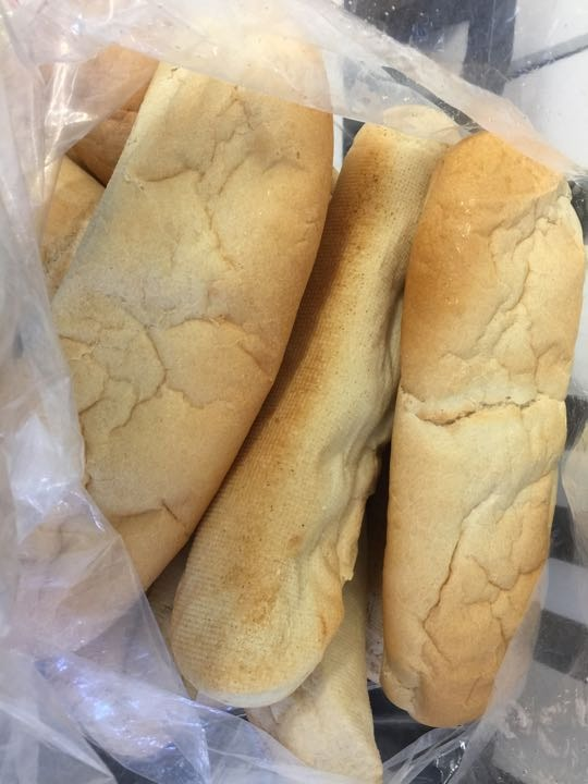 Soft Baguettes from Big J