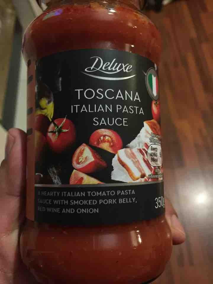Tomatoe pasta sauce