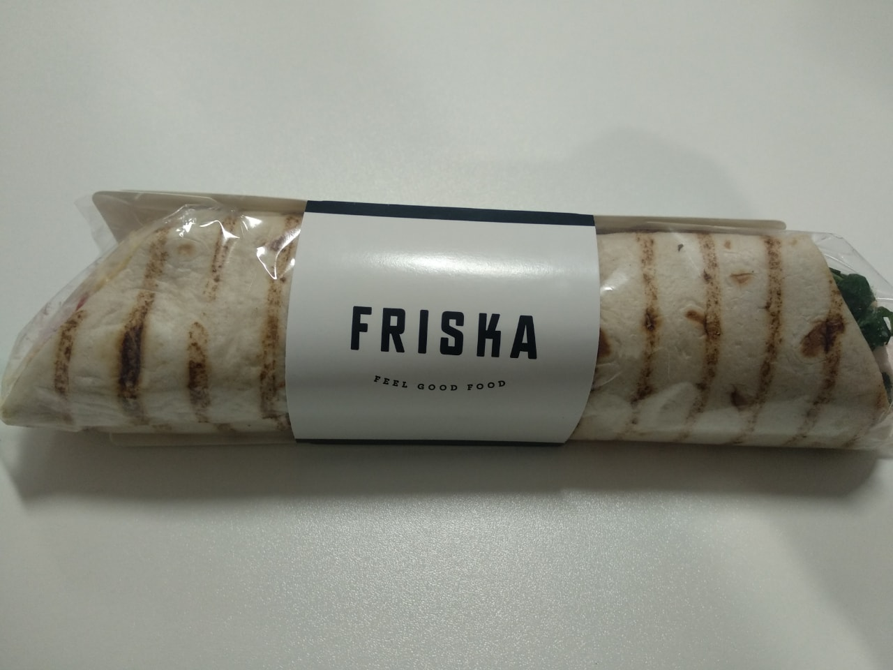 Friska - vegan wrap