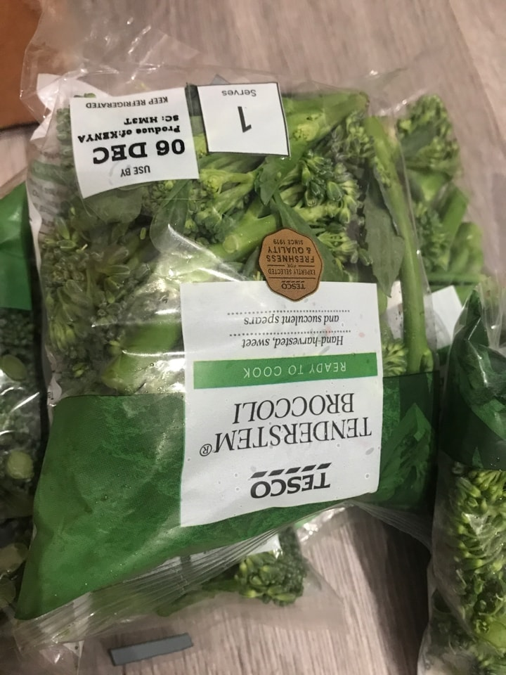 Little tenderstem broccoli