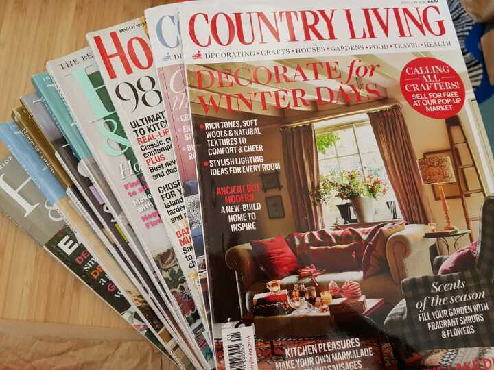 Home and Interior Magazines