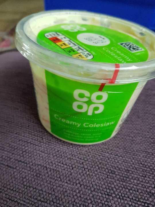 Creamy coleslaw 300g