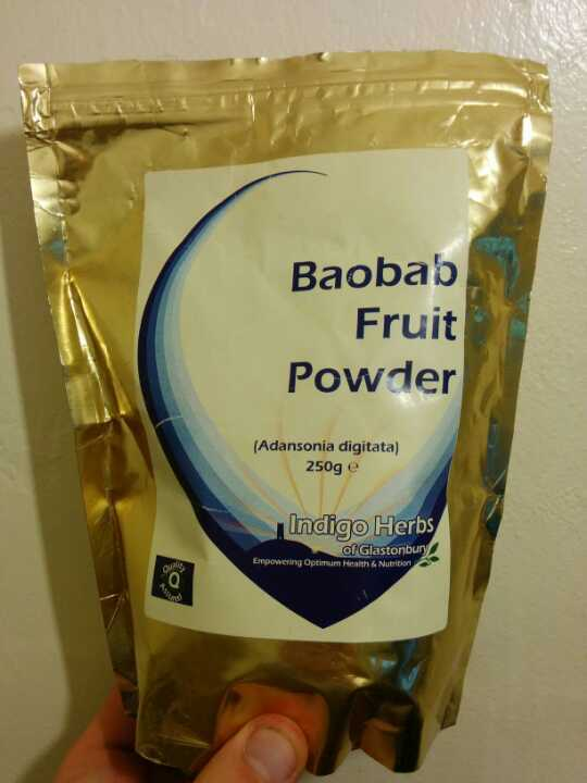 Baobab Fruit Powder (approx. 100g)