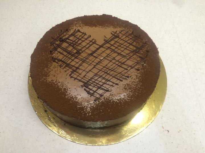 Chocolate & Praliné cake (Royal)