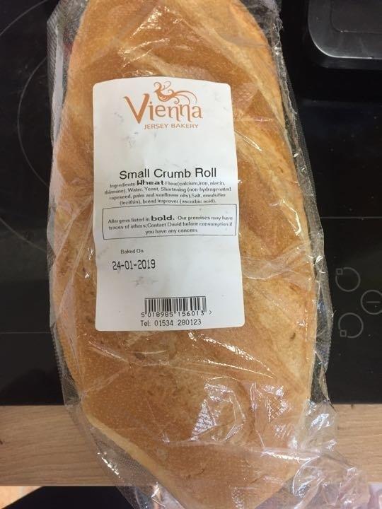Small crumb loaf