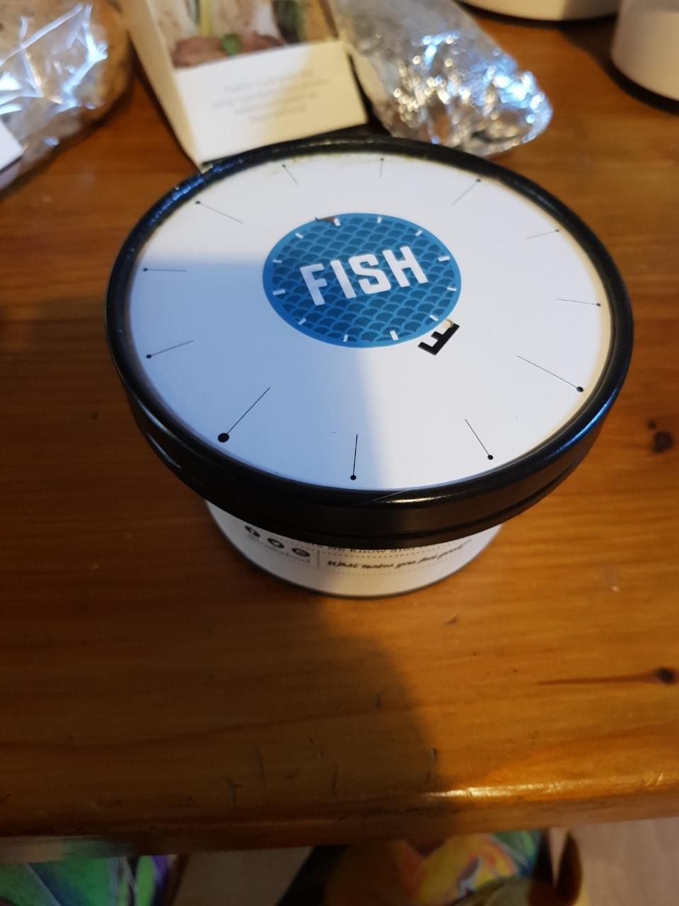 Friska fish soup
