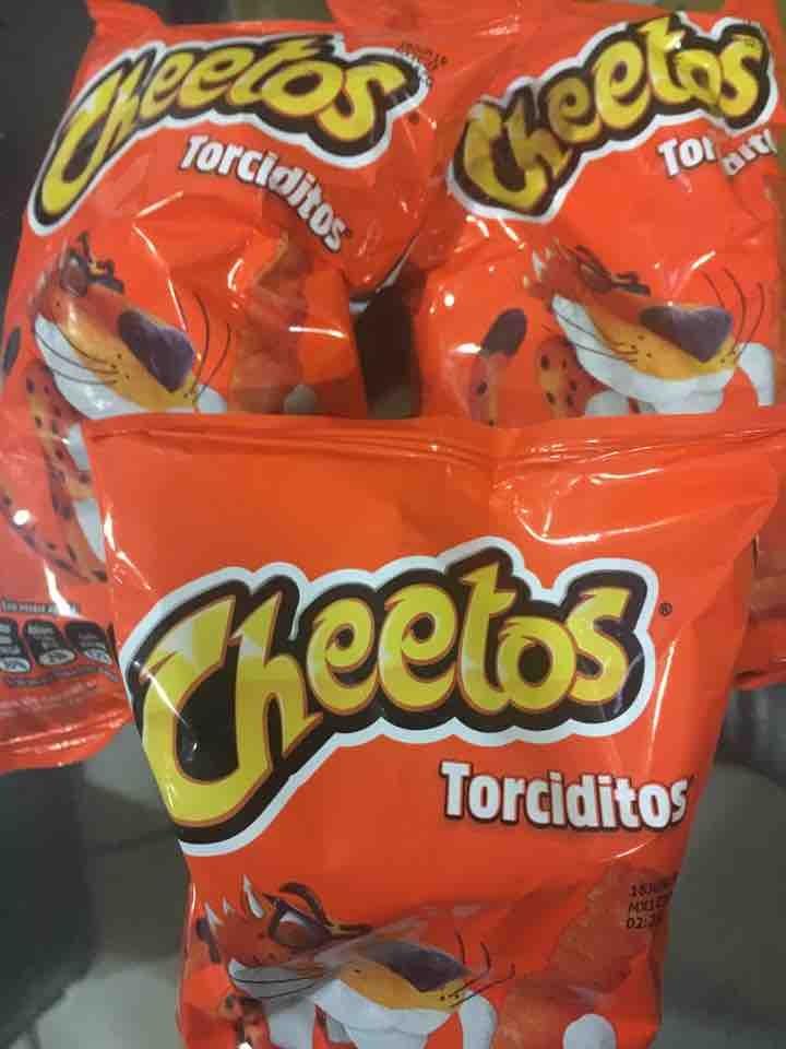 Cheetos de queso
