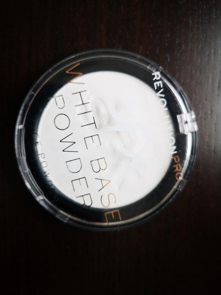 Make Up - White face powder