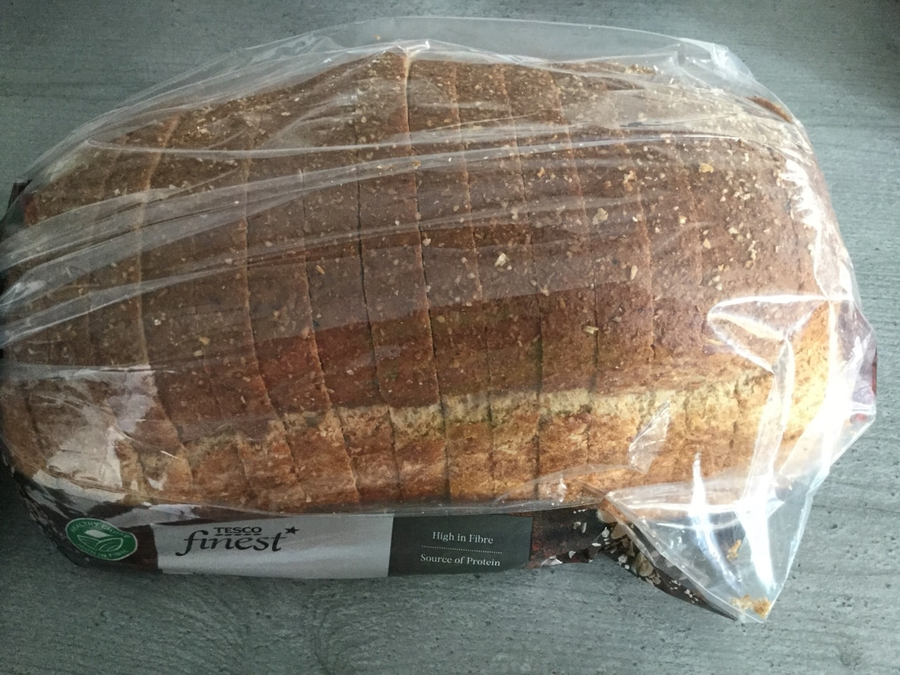 Large finest brown loaf May 2nd