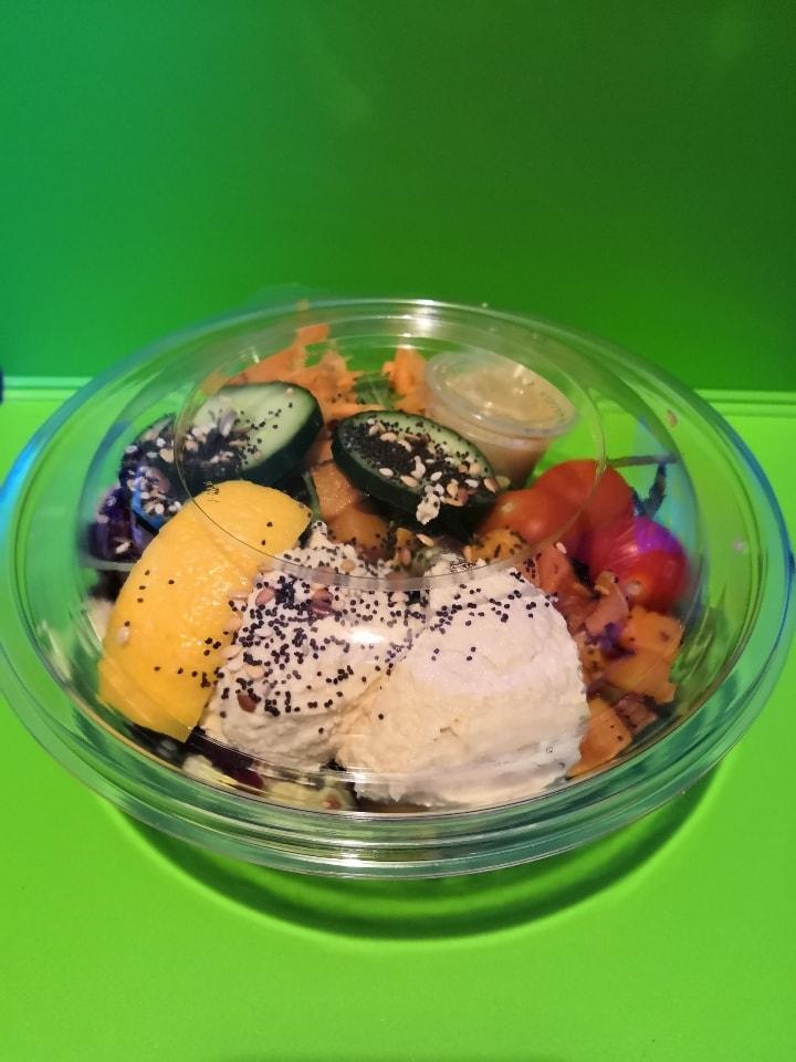 Friska Super Salad - Goats Cheese