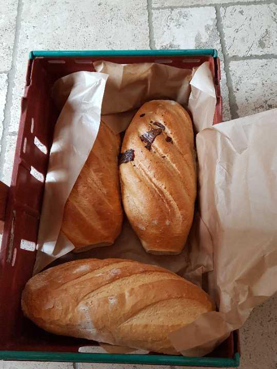 Large Fresh Loaves
