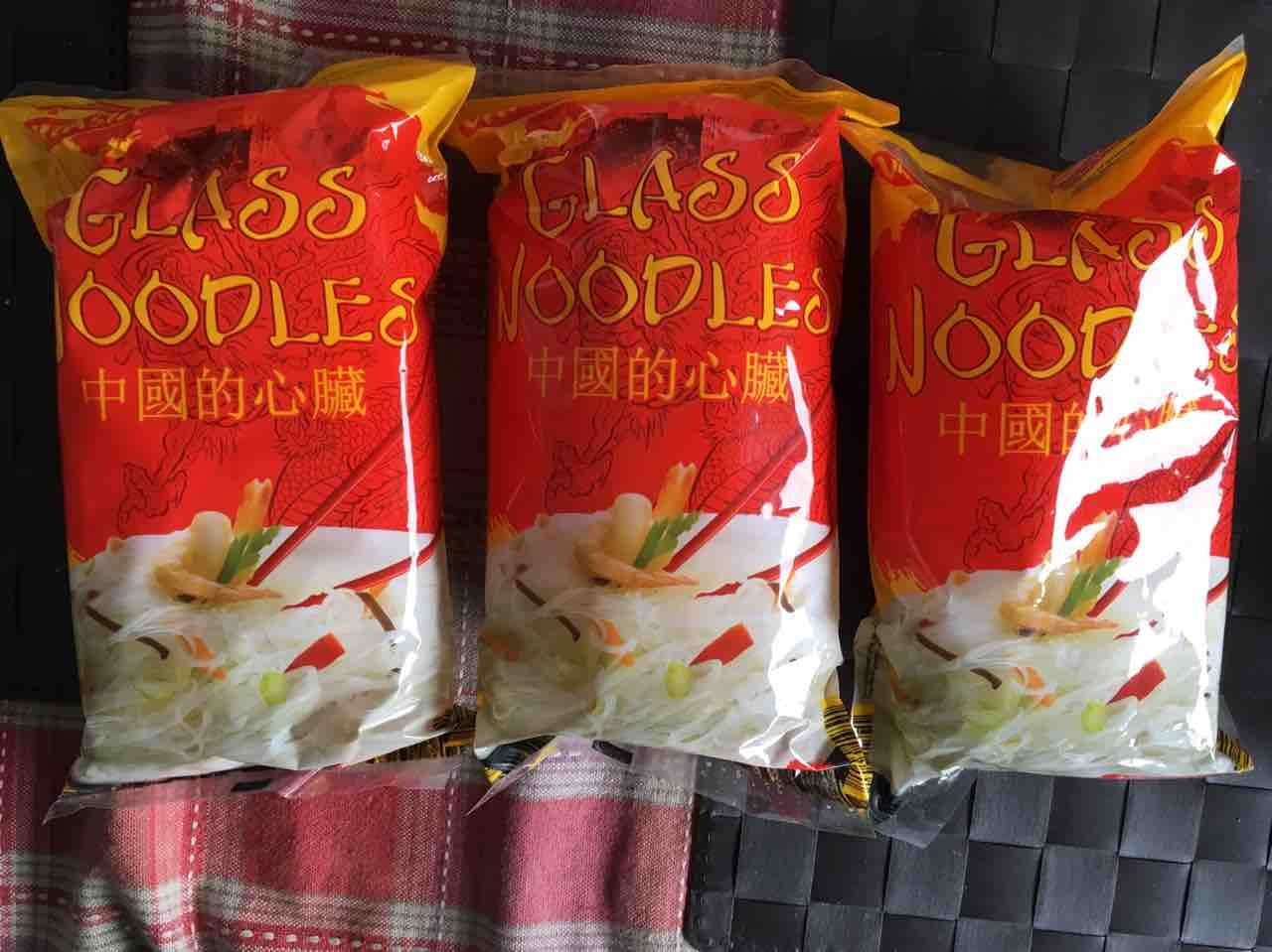 3x glass noodles lidl
