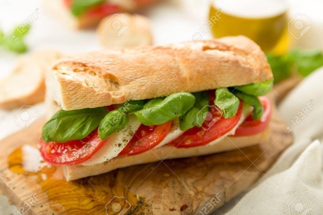 Fresh mozzarella sandwitches fr cafe Nero 2020-03-07
