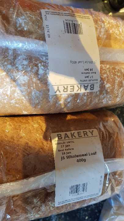 Mixed bread 400g