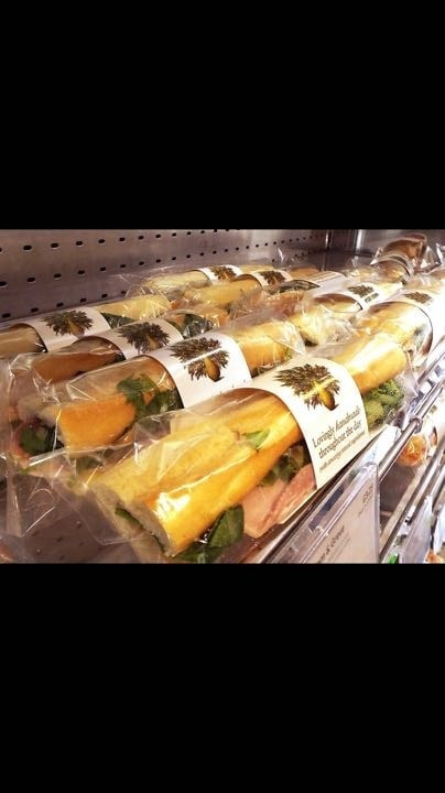 Pret meat and seafood sandwiches and wraps