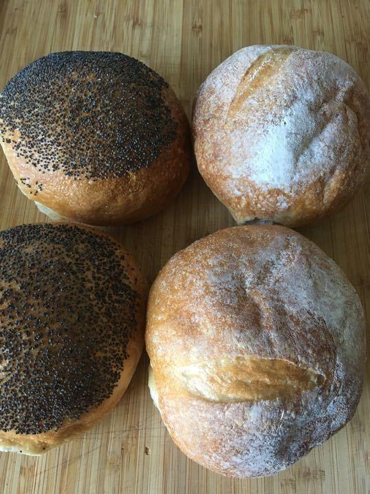 Bread rolls (4)