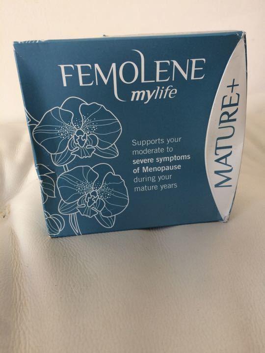 2xfemolene mature + tablets Menopause