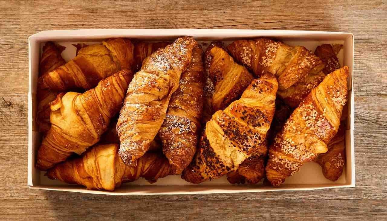 Pret A Manger Bakery items
