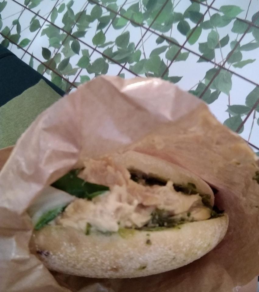 Vegan sandwich 3x