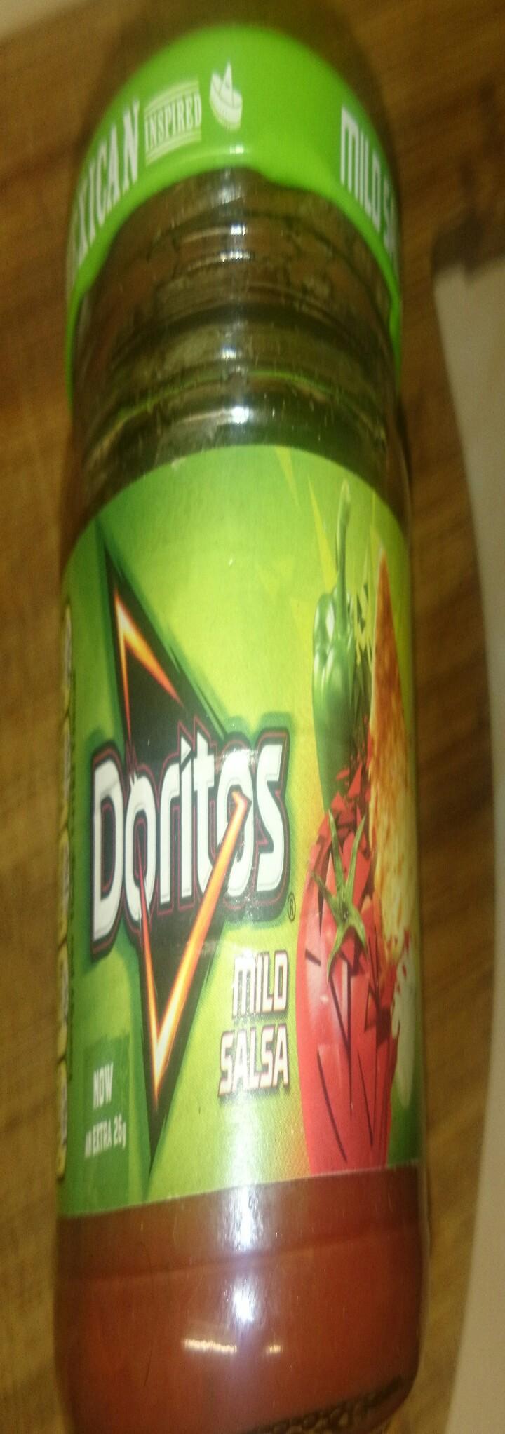 Doritos mild salsa