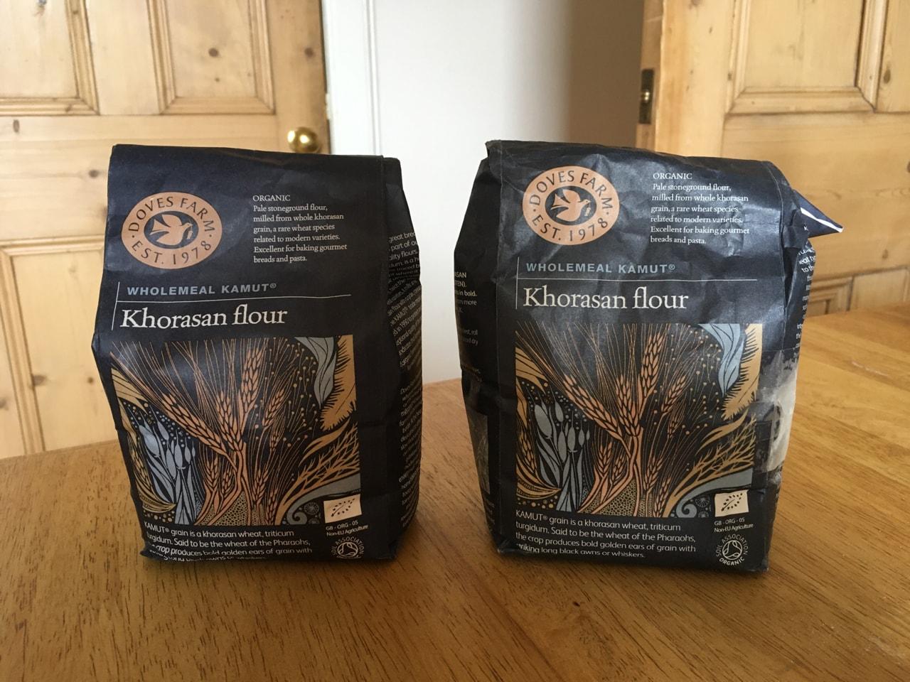 Khorasan flour