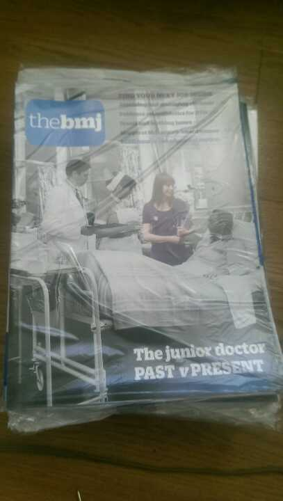 20 issues of the BMJ