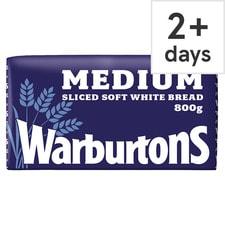 Warburtons White Bread