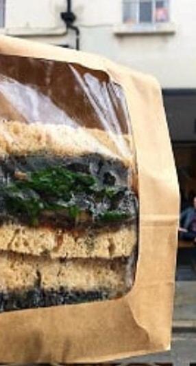 Bold Street Coffee Sandwiches