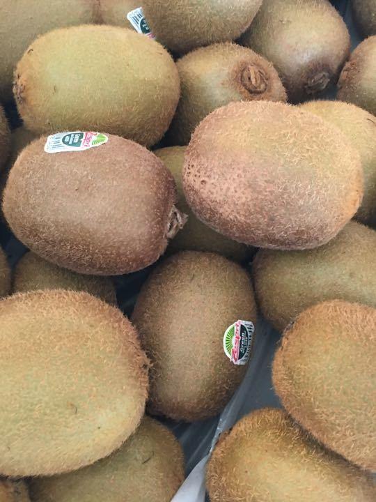 X9 lots of 6 kiwi fruit