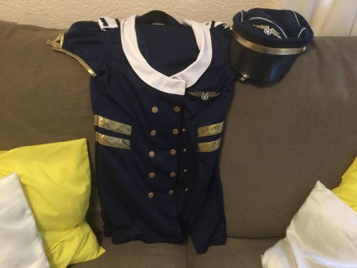 Sailor dressing up costume