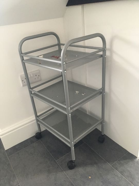 Ikea trolley. Really good condition.