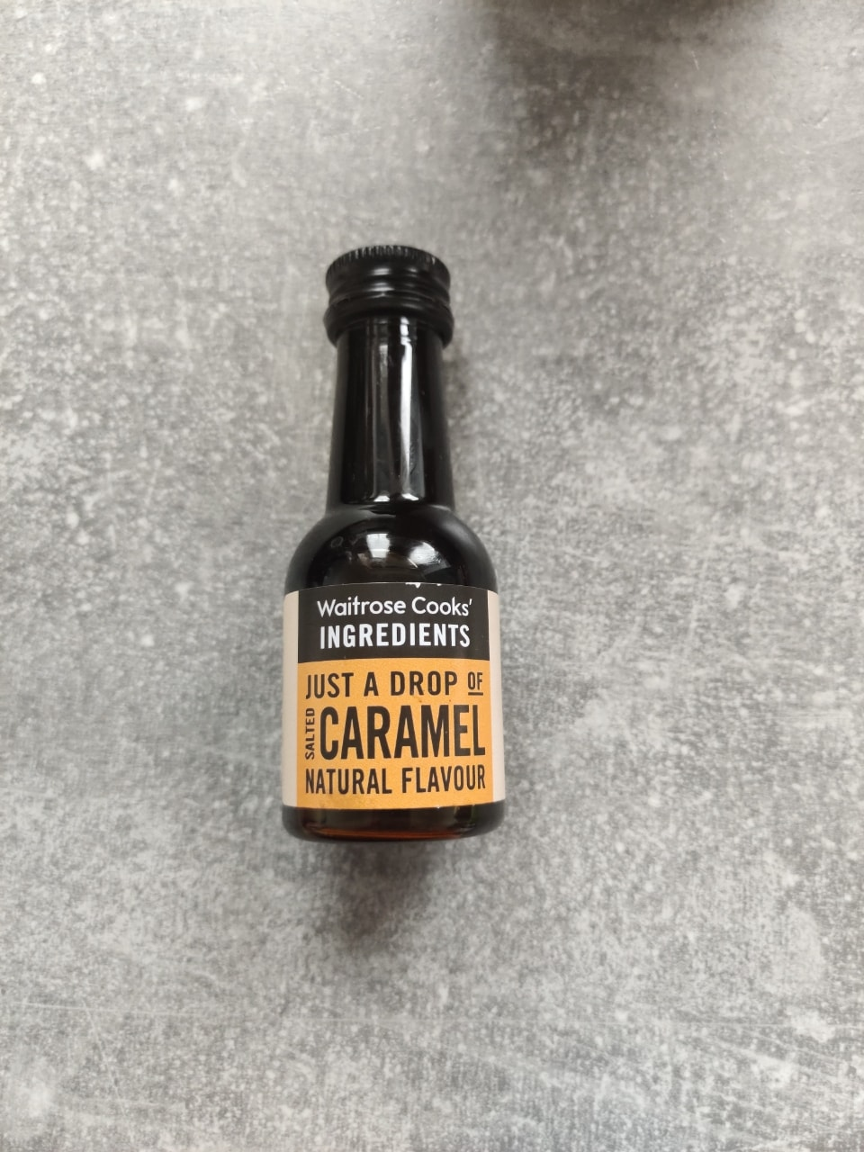 Caramel flavouring