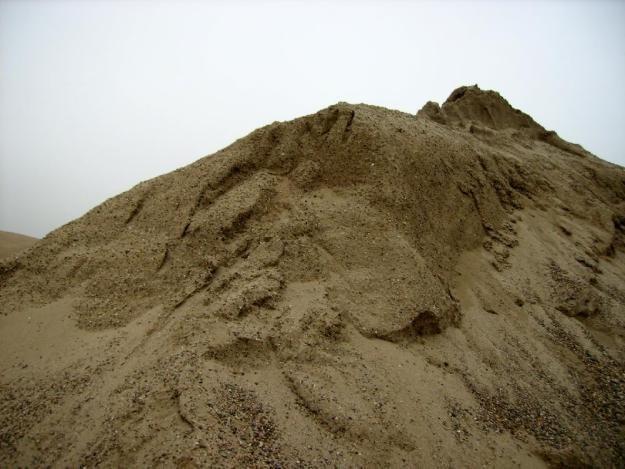arena y graba