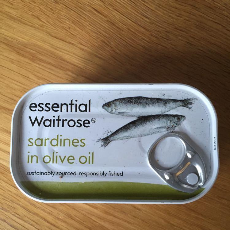 Waitrose essential Sardines