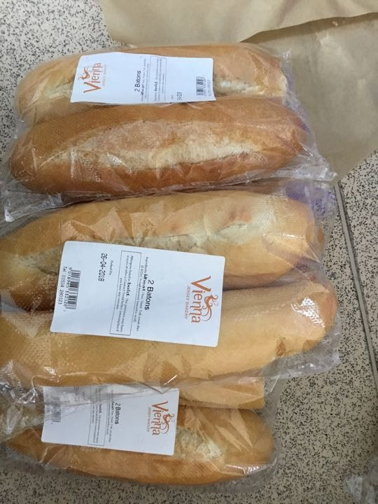 Bread batons